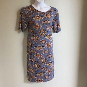 LuLaRoe Julia Dress Form Fitting New XL
